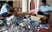 Buôn lậu, hàng giả gây thiệt hại lớn tới doanh nghiệp, sức khỏe người dân