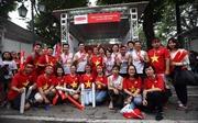 Giải chạy tiếp sức Vietnam Kizuna Ekiden 2018