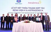 Astrazeneca đem lại lợi ích cho bệnh nhân ung thư và phòng bệnh cho thanh thiếu niên