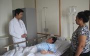 Phẫu thuật thành công cắt ba khối u trực tràng kích thước lớn cho bệnh nhân ung thư