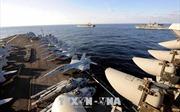 Ai Cập và Mỹ tập trận chung 'Ngôi sao sáng'