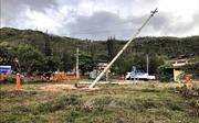 Ngầm hóa lưới điện để phòng ngừa tai nạn