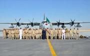 Tập trận đa quốc gia 'Lá chắn Arab 1' tại Ai Cập