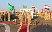 Ai Cập và Saudi Arabia tập trận chung