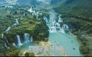 Ngày 24/11 sẽ đón nhận danh hiệu Công viên địa chất toàn cầu non nước Cao Bằng