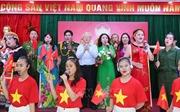 Tổng Bí thư, Chủ tịch nước Nguyễn Phú Trọng dự Ngày hội Đại đoàn kết toàn dân tộc tại Hà Nội