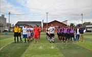 Giao lưu bóng đá thanh niên Việt Nam - Campuchia