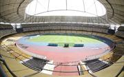 Sân vận động Bukit Jalil, nơi diễn ra trận Chung kết lượt đi AFF Suzuki Cup 2018