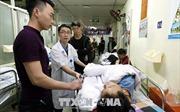 Số ca nhập viện vì tai nạn giao thông gia tăng trong 4 ngày nghỉ Tết