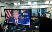 Tổng thống Donald Trump: Nước Mỹ đang 'khủng hoảng trong trái tim, trong tâm hồn'