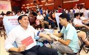 Hàng ngàn đơn vị máu đã được hiến trong Ngày Chủ nhật đỏ