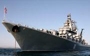 Tàu chỉ huy Hạm đội Thái Bình Dương của Nga 'xông đất' Philippines