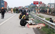 Nạn nhân vụ tai nạn nghiêm trọng ở Hải Dương là đoàn cán bộ đi viếng Nghĩa trang liệt sỹ