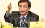 Thành lập Ban soạn thảo dự án Luật sửa đổi, bổ sung một số điều của Luật Tổ chức Quốc hội