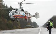 Nga bàn giao cho Thổ Nhĩ Kỳ trực thăng đa năng Ka-32 đầu tiên