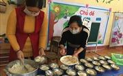 Kiểm soát chặt chẽ nguồn gốc thực phẩm tại trường học