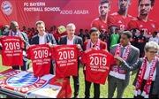 Bayern Munich khai trương trường đào tạo bóng đá đầu tiên ở châu Phi