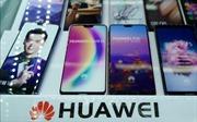 Một số nhà bán lẻ châu Á đang 'quay lưng'với điện thoại Huawei