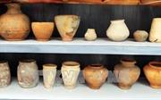 Trưng bày 'Báu vật sông Hồng - Sưu tập khảo cổ học từ bảo tàng Việt Nam' tại Nga