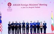 Phó Thủ tướng Phạm Bình Minh tham dự Hội nghị Bộ trưởng Ngoại giao ASEAN