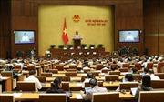 Quốc hội thảo luận việc phân bổ nguồn dự phòng Kế hoạch đầu tư công trung hạn