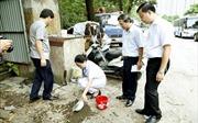 Số ca sốt xuất huyết tại Hà Nội tăng hơn 3 lần so với cùng kỳ năm ngoái