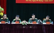 Bộ Quốc phòng trả lời về việc một thí sinh được nâng điểm đang học ở trường Quân đội