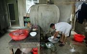 Người dân xã điểm nông thôn mới thiếu nước sạch sinh hoạt
