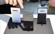 Samsung sản xuất hàng loạt chíp nhớ DRAM 12Gb cho điện thoại thông minh