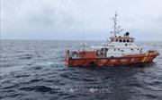 Nỗ lực cứu hộ các tàu cá và ngư dân gặp sự cố trên biển