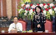Phó Chủ tịch nước tiếp Đoàn đại biểu người có công tỉnh Đồng Nai