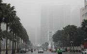 Tối 21/2, không khí Hà Nội rất xấu, ảnh hưởng nghiêm trọng tới sức khỏe