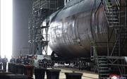 Khả năng Triều Tiên có tàu ngầm phóng tên lửa đạn đạo