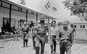 Khoảnh khắc xúc động của lãnh tụ Fidel Castro tại vùng giải phóng miền Nam Việt Nam