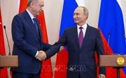 Iran đánh giá thỏa thuận Nga-Thổ về Syria là thắng lợi ngoại giao