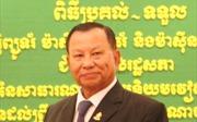 Quyền Chủ tịch Thượng viện Campuchia Nay Pena chia buồn về việc Chủ tịch nước Trần Đại Quang từ trần