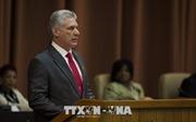 Chủ tịch Hội đồng Nhà nước và Hội đồng Bộ trưởng Cộng hòa Cuba Miguel Díaz-Canel Bermúdez chia buồn về việc Chủ tịch nước Trần Đại Quang từ trần