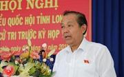 Yêu cầu xử lý nghiêm vi phạm về đất đai, xây dựng dọc đường Nguyễn Hoàng, Hà Nội