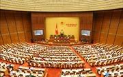 Tiếp tục đổi mới, nâng cao hiệu quả hoạt động của Quốc hội