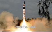 Ấn Độ thử thành công tên lửa đất đối không
