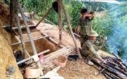 'Nóng' nạn khai thác vàng trái phép ở xã Đạo Viện, Tuyên Quang