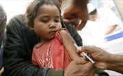 922 trẻ em và thanh niên tử vong vì bệnh sởi trong 4 tháng gần đây