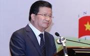 Thúc đẩy các dự án hợp tác Việt – Lào trong lĩnh vực năng lượng
