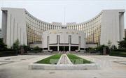 Trung Quốc thận trọng với biện pháp hạ lãi suất cơ bản