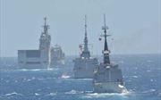 Ai Cập và Pháp tập trận chung ở Biển Đỏ