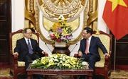 Phó Thủ tướng Phạm Bình Minh tiếp Bí thư Đảng ủy Khu tự trị dân tộc Choang Quảng Tây