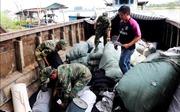 Trong một đêm bắt 3 vụ buôn lậu từ Campuchia về Việt Nam