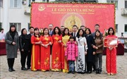 Cộng đồng người Việt tại Kharkov ở Ukraine tổ chức Lễ Giỗ Tổ Hùng Vương