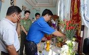 Truy tặng Huy hiệu 'Tuổi trẻ dũng cảm' cho Đại úy Chu Quang Sáng