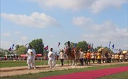 Người dân Campuchia hào hứng với lễ 'Vua đi cày'